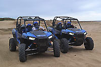 Polaris RZR in Cabo San Lucas