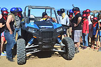 Polaris RZR Excursion San Jose del Cabo