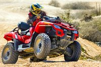 Cabo Wild Canyon ATV Tour