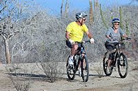 Cabo San Lucas Mountain Biking Tour