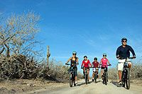 Mountain Biking Cabo San Lucas