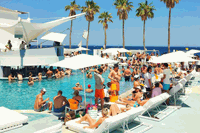 Cabo Beach Club - Blue Marlin Ibiza