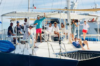 Cabo Blue Sailing Catamaran