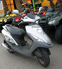 Scooter Rentals Ensenada