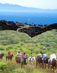 Horseback Riding Excursion Ensenada Mexico