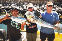 Cabo San Lucas Fishing Tour