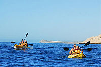 Kayaking Excursion Cabo San Lucas