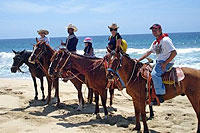 Horseback Riding Excursion Cabo