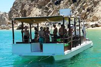 La Islita, Private Floating Lounge, Cabo San Lucas
