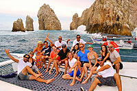Sunset Cruise Cabo