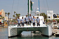 Cabo San Lucas Private Catamaran Rental