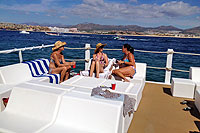 Floating Restaurant Cabo San Lucas