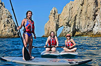 Paddle Boarding Excursion Cabo San Lucas