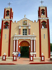 Santiago Church, Los Cabos
