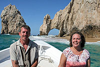 Land's End Glass Bottom Boat Tour Cabo