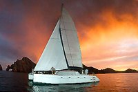 Private Sunset Sailing Cabo