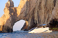 Cabo Glass Bottomed Boat