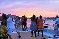 Sunrider Sunset Cruise Cabo San Lucas