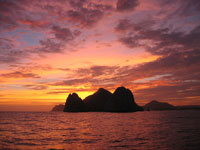 Watch the Beautiful Sunsets over Cabo San Lucas