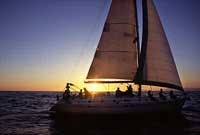 Sunset Sailing in Cabo San Lucas