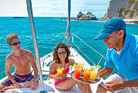 Luxury Sailboat Cabo San Lucas