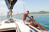Private Sailboat Charter Cabo San Lucas