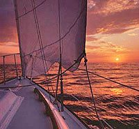 Sunset Sailing in Los Cabos