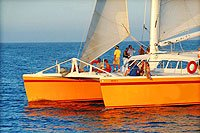 Cabo San Lucas Sunset Sailing Tour