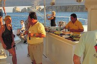 Tropicat Wine & Jazz Sunset Cruise - Cabo San Lucas, Mexico