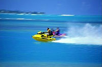 Cabo Jet Skiing