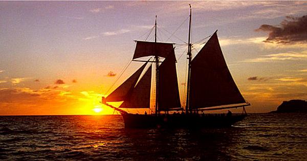 Pirate Ship Sunset Dinner Cruise Cabo San Lucas