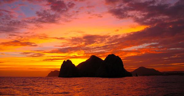 Escape The Sun Sunset ...