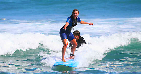Cabo San Lucas Surfing Lessons At Costa Azul
