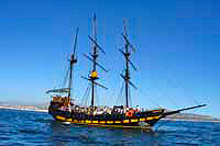 Pirate Ship Los Cabos